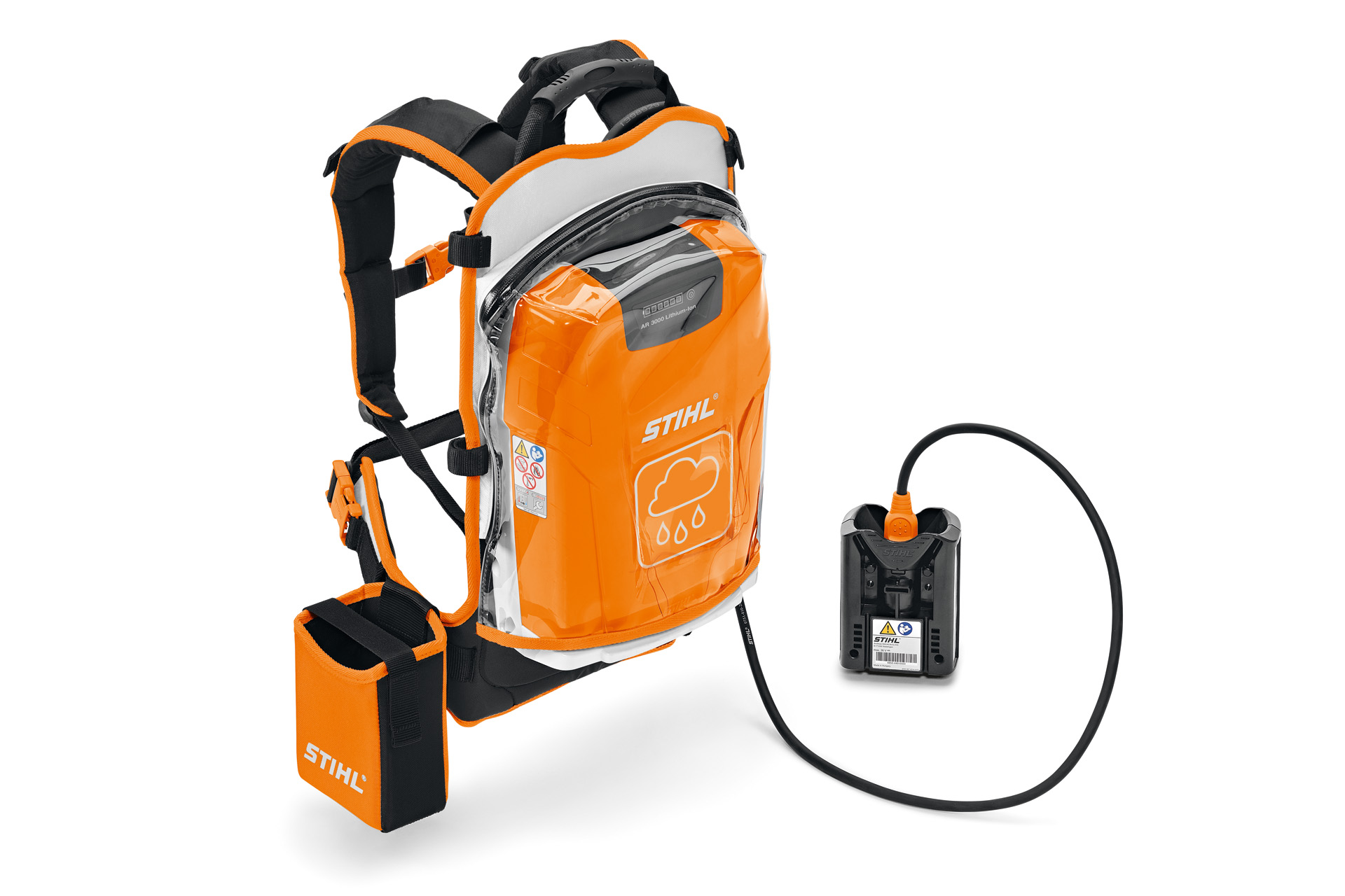 AR 3000 - HIGH CAPACITY BACKPACK BATTERY FOR AP SYSTEM TOOLS