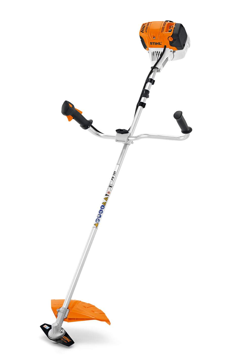 FS 131 - 1.4 KW / 1.9 HP HIGH-PERFORMANCE PROFESSIONAL BRUSHCUTTER