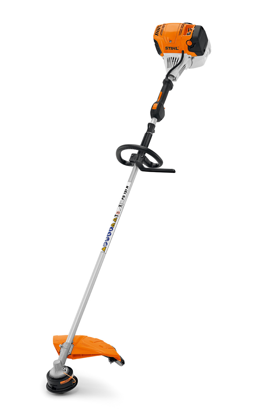 FS 131 R - 1.4 KW / 1.9 HP HIGH-PERFORMANCE PROFESSIONAL BRUSHCUTTER