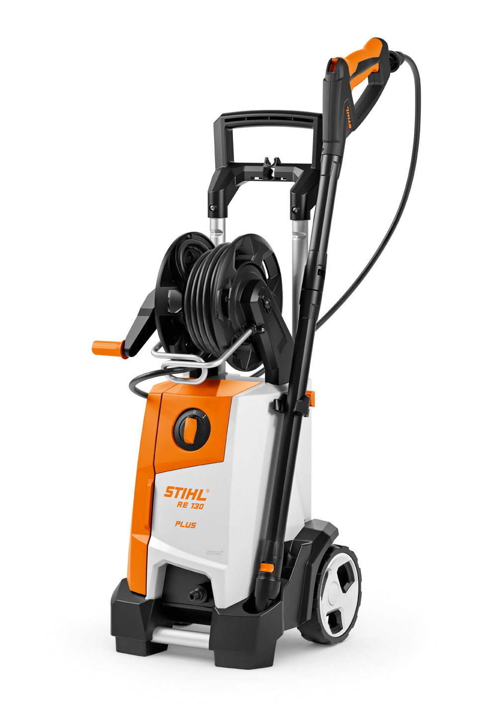 RE 130 PLUS - HIGH-PERFORMANCE PRESSURE WASHER