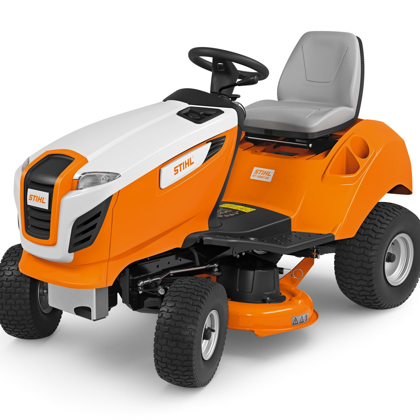 RT 4097 SX - COMPACT SIDE DISCHARGE LAWN TRACTOR