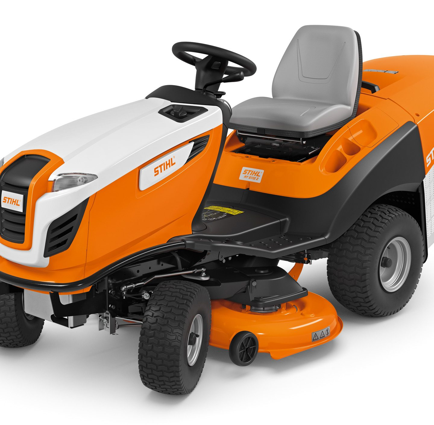 RT 5112 Z - HIGH PERFORMANCE LAWN TRACTOR WITH OUTSTANDING MOWING PERFORMANCE AND WIDE DECK