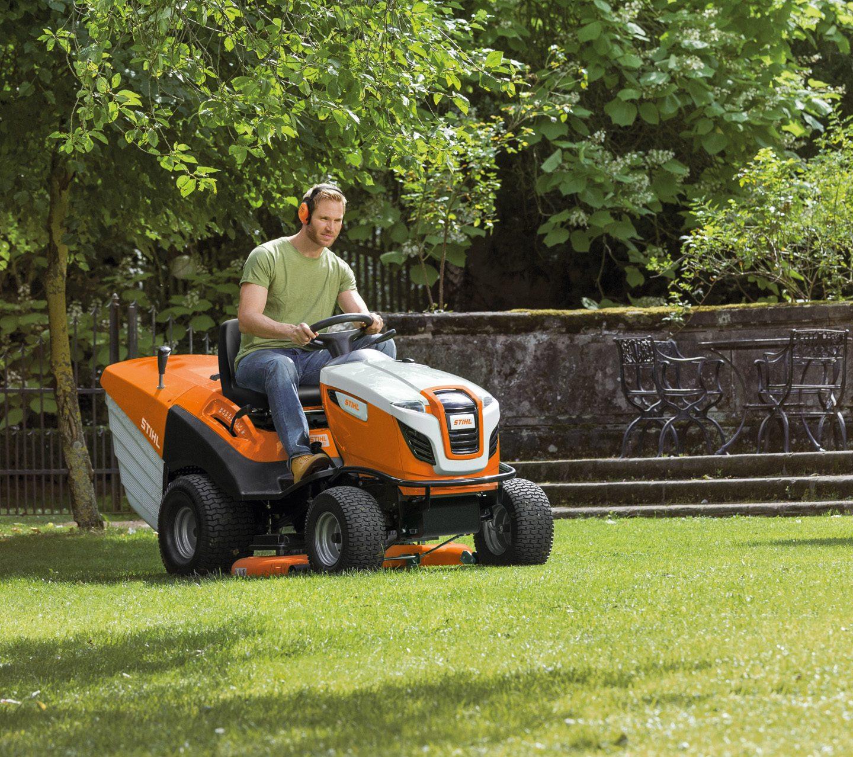 STIHL Ride-on tractors
